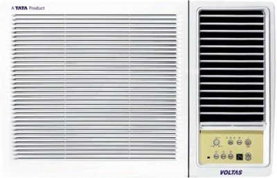 Voltas 1 Ton 3 Star Window AC White(123LY)