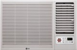 LG 1.5 Ton 3 Star Window AC  - White (LW...