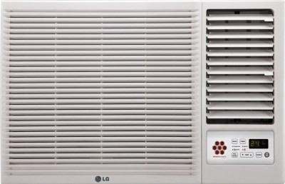 LG 1.5 Ton 3 Star Window AC White(LWA5CT3A)