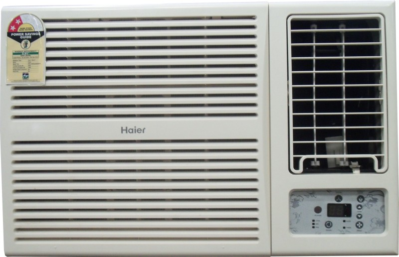 Haier 1 ton 2 star window ac ivoryhw 12ch2cna best price for 1 ton window ac