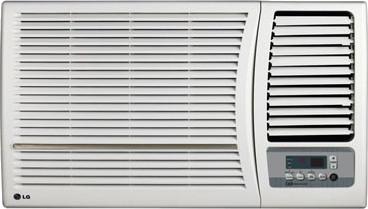 LG 1.5 Ton 3 Star Window AC White(LWA5BP3F)
