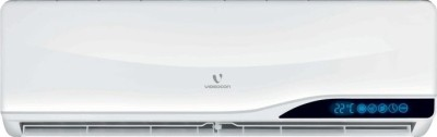 Videocon 1.5 Ton 3 Star Split AC White(VSN53.WV1-MDA)
