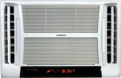 Hitachi 1.5 Ton 5 Star Window AC White(RAT518HUD)