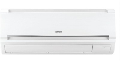 Hitachi 1 Ton Inverter Split AC White(RAU012KVEA)
