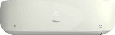 Whirlpool 1.5 Ton 5 Star Split AC Snow White(3DCOOL HD 5S)