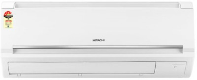 Hitachi 1 Ton 3 Star Split AC White(RAU312HUDD)