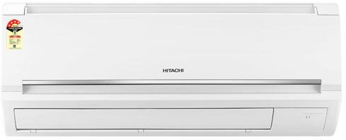 Hitachi 1 Ton 3 Star Split AC White(RAU312HUDD)