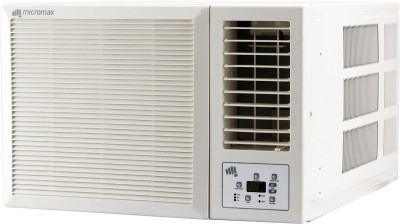 Micromax 1.5 Ton 3 Star Window AC White(ACW18ED3CS01WHI, Copper Condenser)