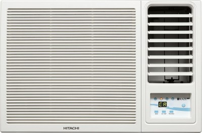Hitachi 1 Ton 5 Star Window AC White(RAW312KWD)