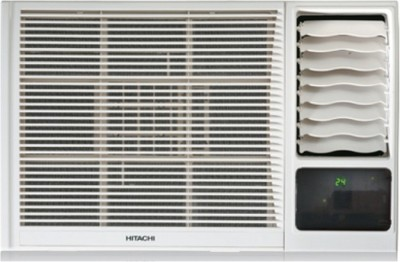 Hitachi 1.5 Ton 3 Star Window AC White(RAW318KVDI)