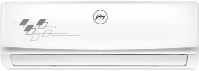 Godrej 1 Ton 3 Star Split AC - White(GSC 12 FF/ SF ZM/ZH 3 RW PM/PH, Copper Condenser)