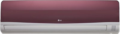 LG L-Energia Wine LSA3WT3D 1 Ton 3 Star Split Air Conditioner