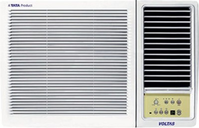 Voltas 1 Ton 3 Star Window AC White(123 LYe)
