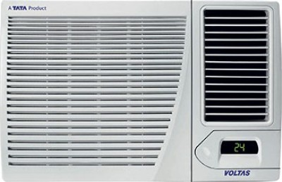 Voltas 1.5 Ton 5 Star Window AC White(185 ZYa)