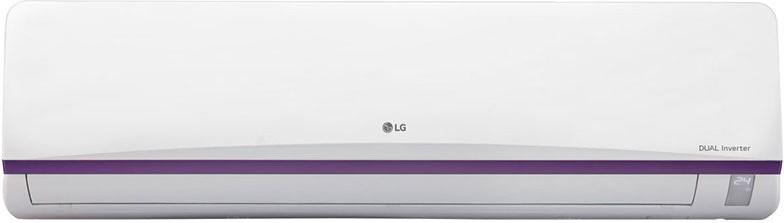 View LG 2 Ton Inverter (3 Star) Split AC White(JS-Q24BPXA)  Price Online