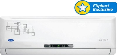Carrier 1.5 Ton 3 Star Split AC White(18K Ester 3 Star)