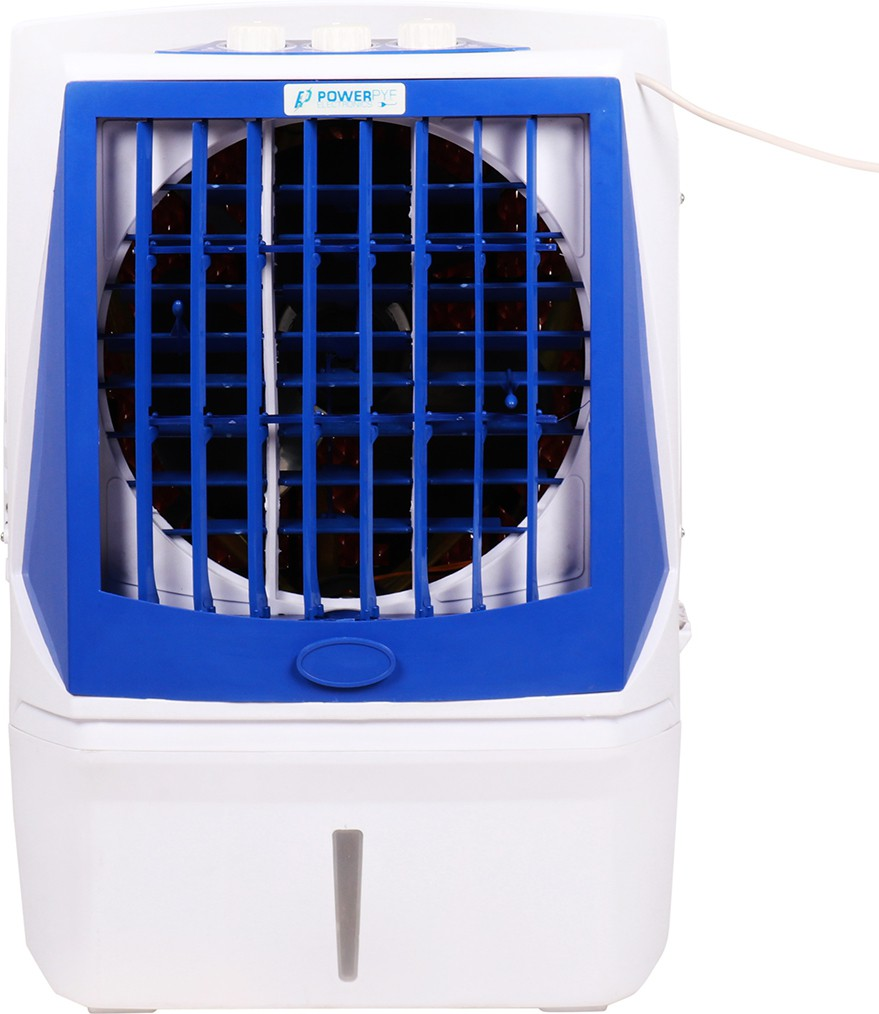 View Powerpye MiNi Personal Air Cooler(Blue, White, 20 Litres) Price Online(Powerpye)