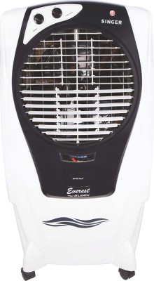 Singer Everest Sleek Desert Air Cooler(White, 50 Litres)