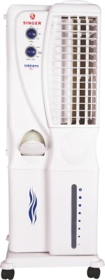 Singer Liberty Mini Personal Air Cooler(White, 20 Litres)