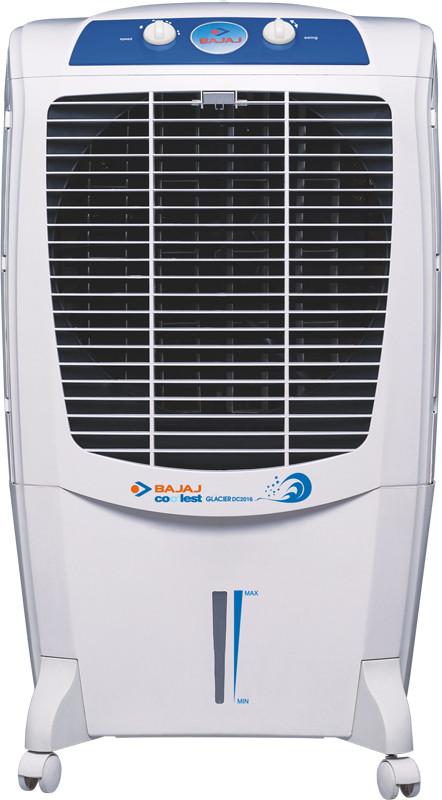 Bajaj DC 2016 Glacier Room Air Cooler   Air Cooler  (Bajaj)