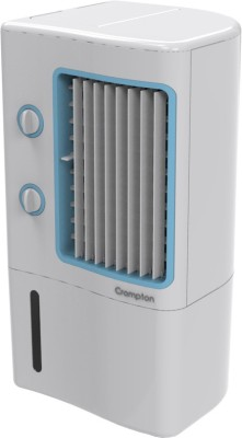 Crompton Greaves ACGC-PAC07 Personal Air Cooler (White, 7 L)