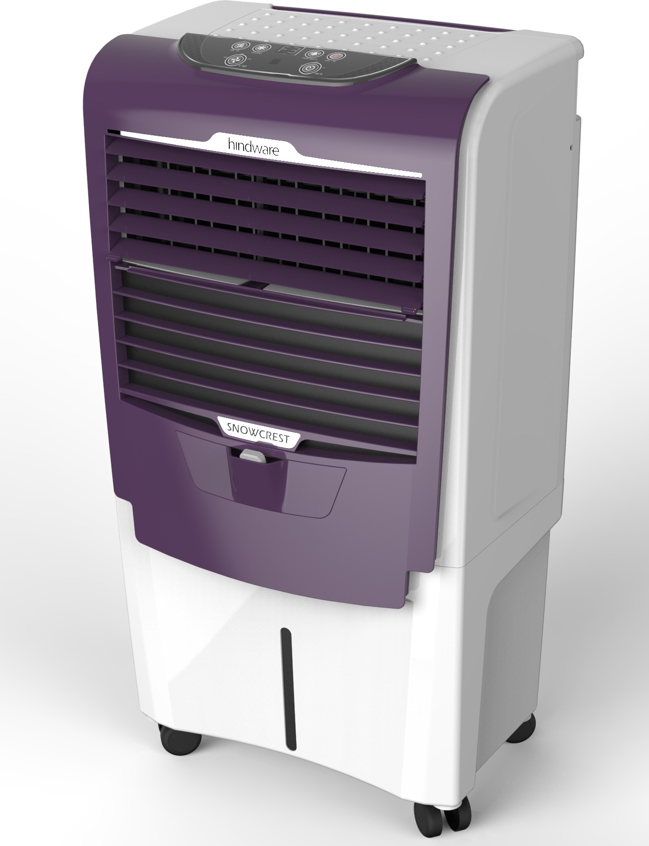 View Hindware CP-172402HPP Personal Air Cooler(Premium Purple, 24 Litres)  Price Online