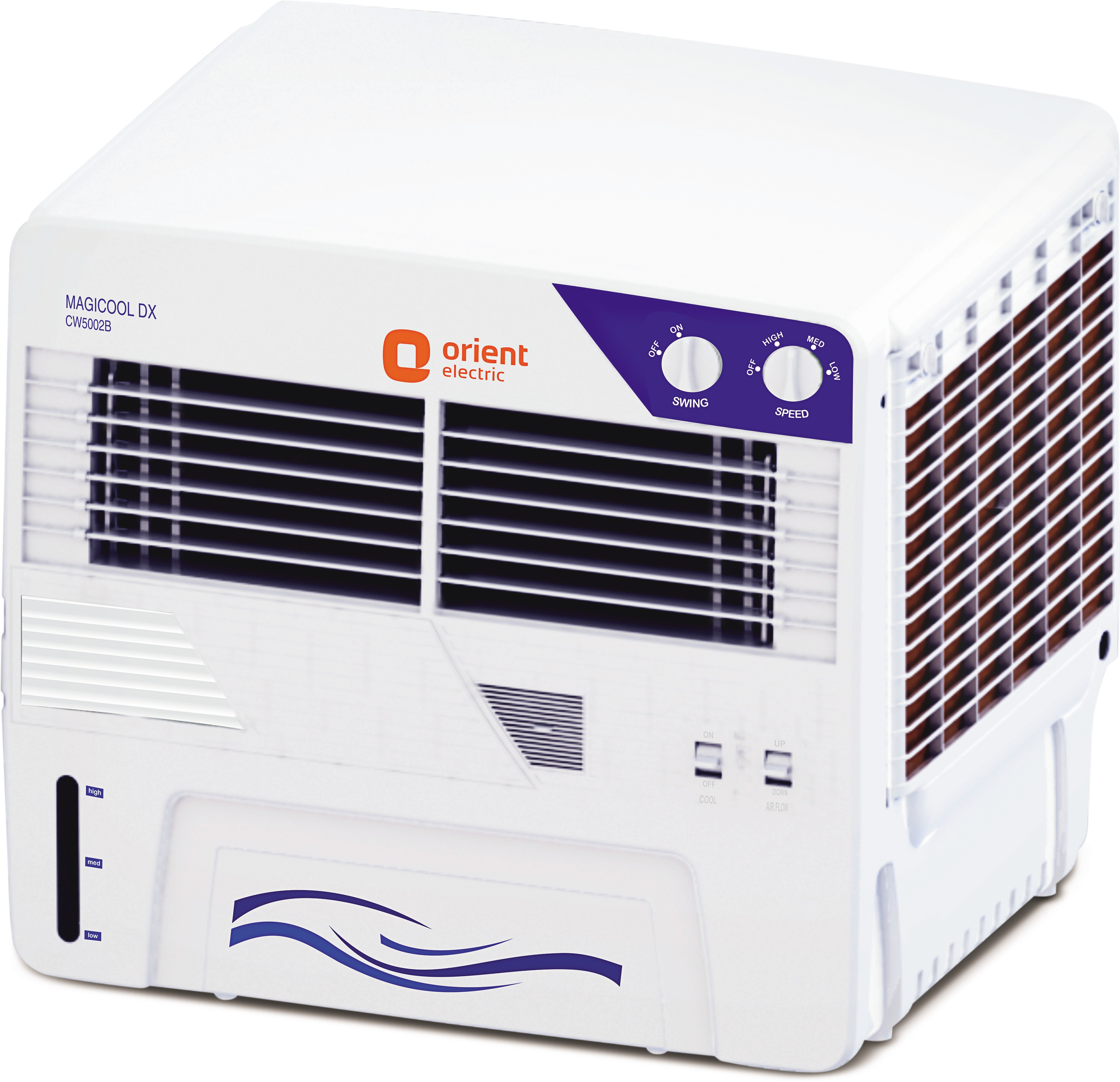 Singer liberty jumbo dx desert cooler online at best price in india - View Orient Electric Magicool Dx Cw5002b Window Air Cooler White 50 Litres