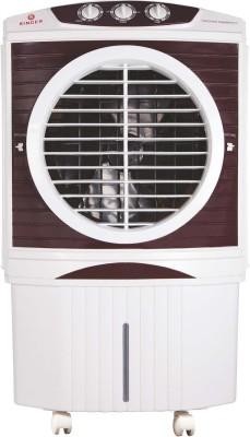 Singer Aerocool Supreme DX Desert Air Cooler(White, 70 Litres)