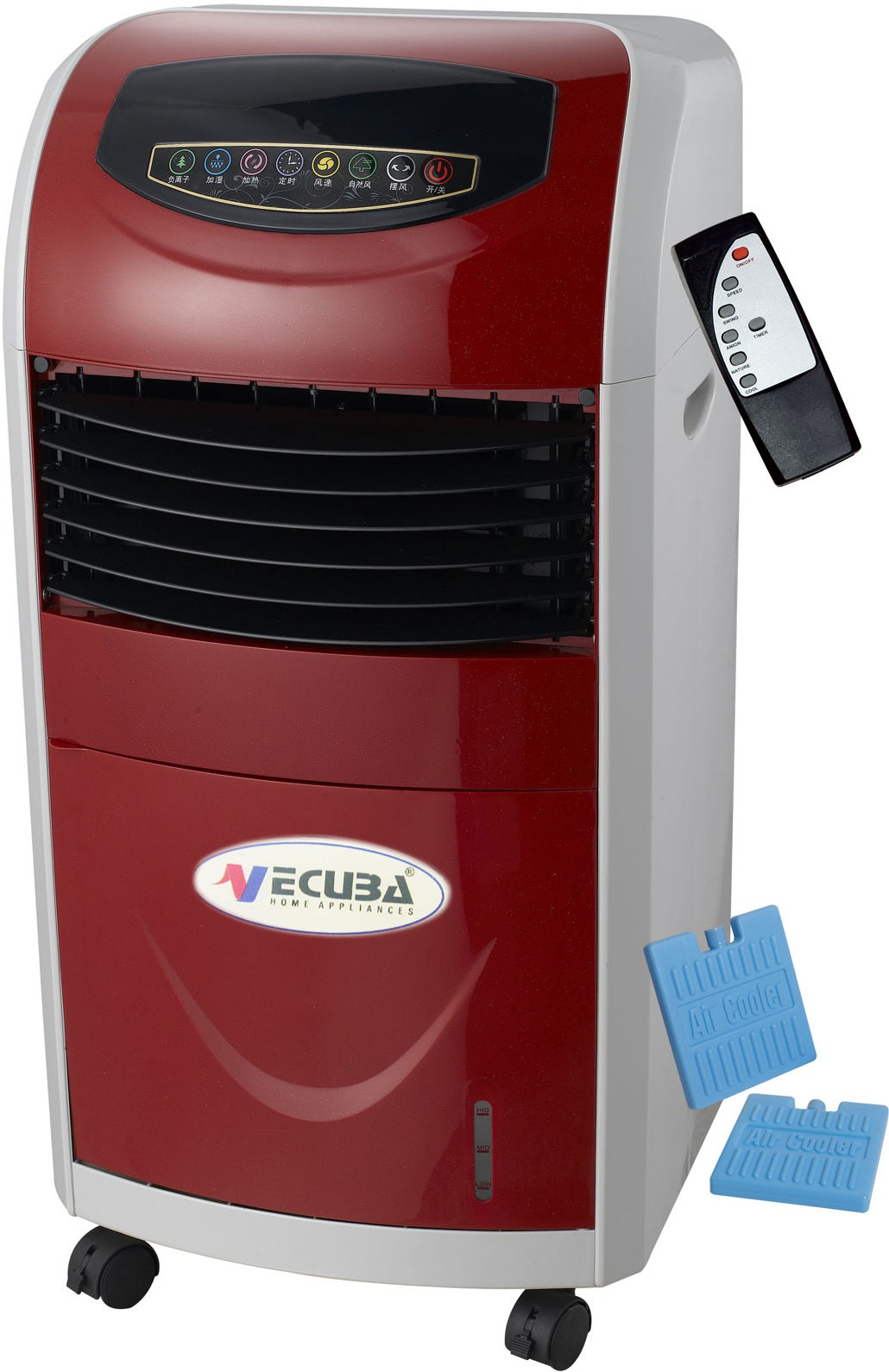 View Vecuba Plastic fibre Personal Air Cooler  Price Online