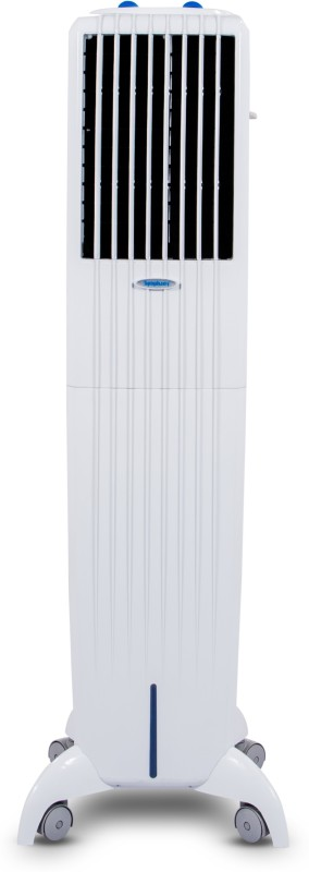 Symphony Diet 50T Tower Air Cooler(White, 50 Litres)