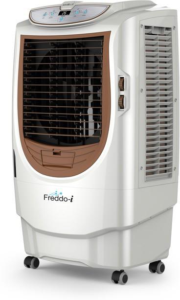 View Havells Freddo i Desert Air Cooler(Brown, White, 70 Litres) Price Online(Havells)