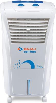 Bajaj Frio Personal Air Cooler(White, 23 Litres)