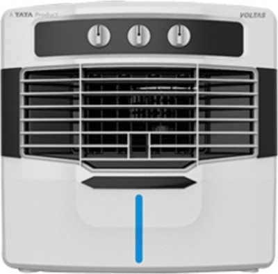 Voltas Window Cooler 50L (VP-W50MW) Window Air Cooler(White and gray, 50 Litres)