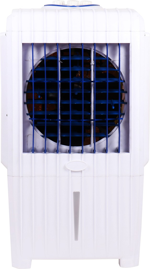 View Powerpye junior Tower Air Cooler(Blue, White, 22 Litres) Price Online(Powerpye)