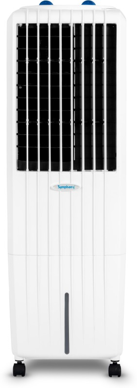 Symphony Diet 22T Tower Air Cooler(White, 22 Litres)