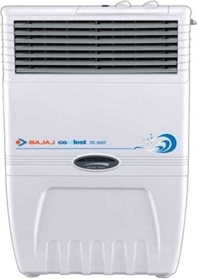 Bajaj TC-2007 Room Air Cooler(White, 34 Litres)