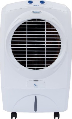 Symphony Siesta 45 Room Air Cooler (White, 45 L)