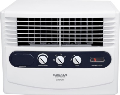 Maharaja Whiteline CO-100 Personal Air Cooler(White and Grey, 30 Litres)