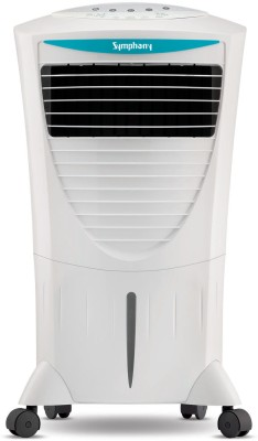 Symphony Hicool i Room Air Cooler(White, 31 Litres)