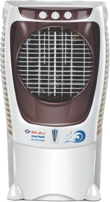 Bajaj DC 2015 Icon Desert Air Cooler(White, 43 Litres)