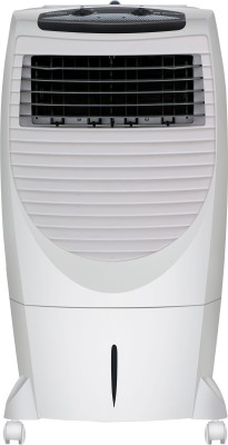 Maharaja Whiteline CO-101 Personal Air Cooler(White and Grey, 20 Litres)