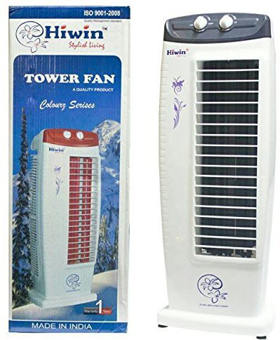 View EM Hiwin Personal Air Cooler(White, 0 Litres) Price Online(EM)