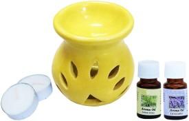 CraftJunction Lemon, Lavender Home Liquid Air Freshener(20 ml)