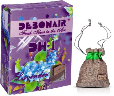 Debonair Debonair Lavender Car Perfume Gel(20 g)