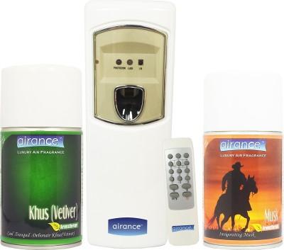 Airance Khus (Vetiver), Musk Home Liquid Air Freshener(250 ml)