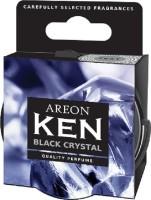 Areon Black Crystal Car  Perfume Gel(35 g)