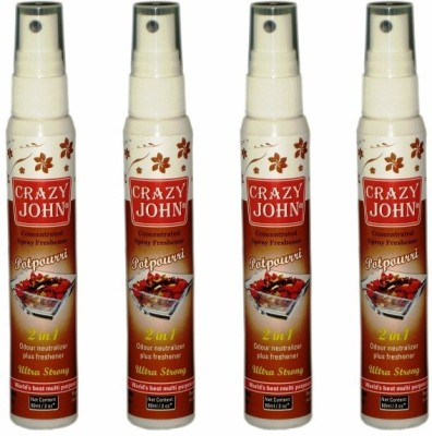 Crazy John Car  Perfume Liquid
