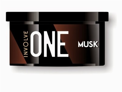 Involve One Musk Organic Leak Proof Car Perfume