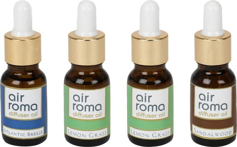 AirRoma Atlantic Breeze, Lemon Grass, Sandalwood Car  Perfume Liquid(90 ml)