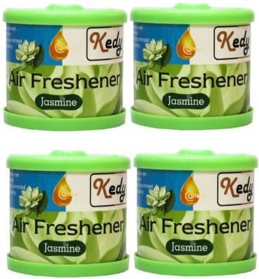 eNew Kedy Car & Care Accessory Combo KC3 Jasmine Liquid Air Freshener
